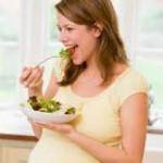Питание беременной и кормящей женщины