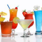 Освежающие коктейли