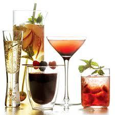 Коктейли на основе вина