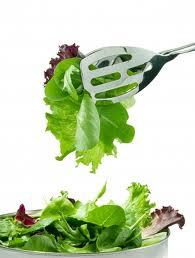 Листовые овощи, Хозяйке на заметку