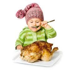 Мясные блюда, детское питание от 1 года до 5